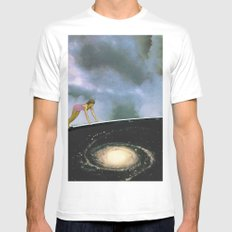 Submersible dream White Mens Fitted Tee LARGE