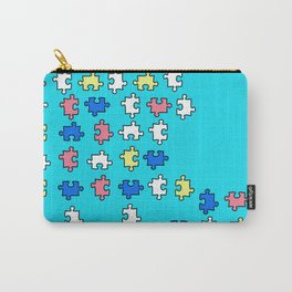 Missing Pieces Carry-All Pouch