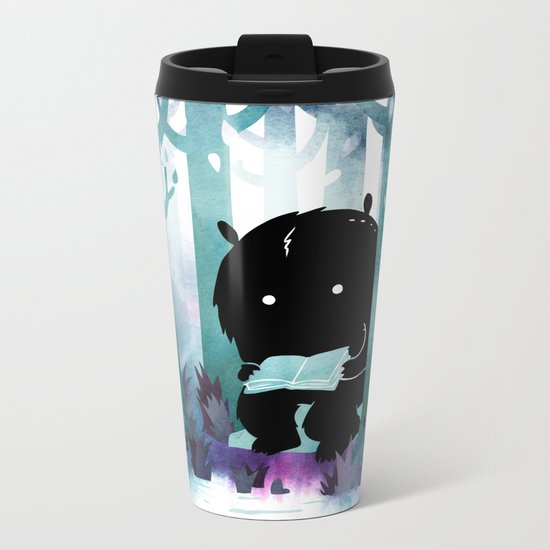 A Quiet Spot Metal Travel Mug