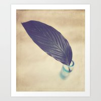 botanical Art Prints featuring Botanical by Jessica Torres Photography