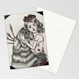 Wrath Stationery Cards