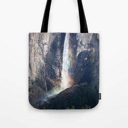 Bridalveil Falls, Yosemite California Tote Bag