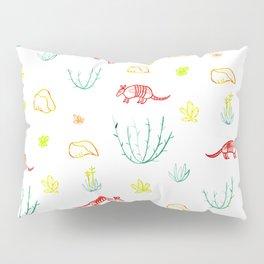 Armadillo Desert Pattern Pillow Sham