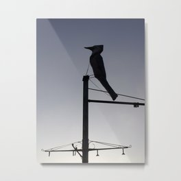 To The South Metal Print
