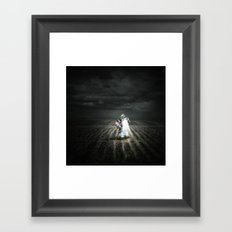Abandoned Innocence Framed Art Print