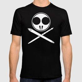 Withdrawn Logo T-shirt