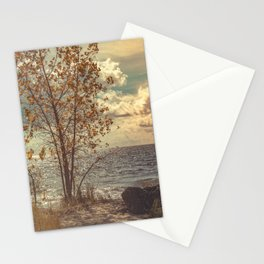When You Start To Fall Stationery Cards