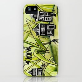 The Green Grass of Home #1 iPhone Case