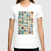 kandinsky T-shirts featuring Color apothecary by Efi Tolia