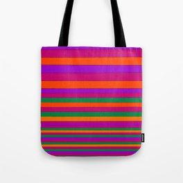 Stripe2 Tote Bag