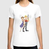 flash T-shirts featuring Flash! by Adrien ADN Noterdaem