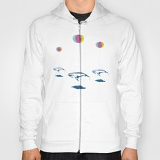 Whale Riders! Hoody