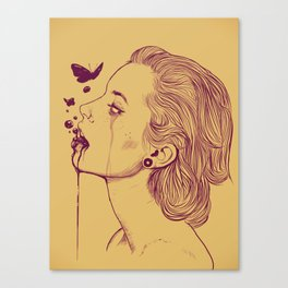 Sweet Corruption Canvas Print