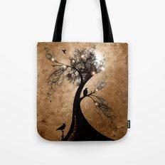 Raven christmas II - HOLIDAZE Tote Bag
