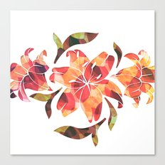 Lilium 02 Canvas Print