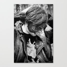 Shallow Canvas Print