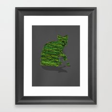 Snag Framed Art Print