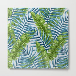 Petite Tropical Collection Metal Print
