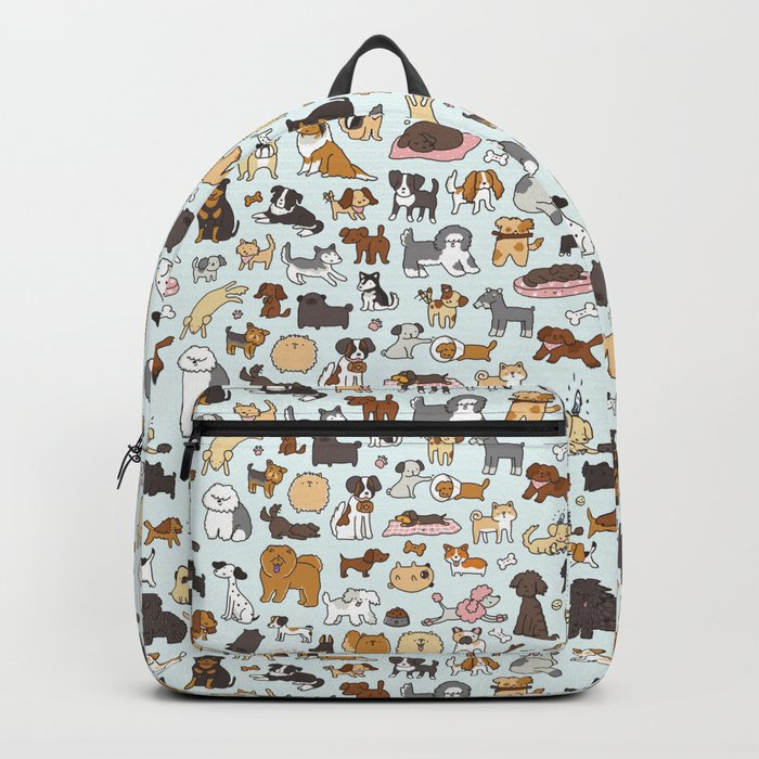 Doggy Doodle Backpack