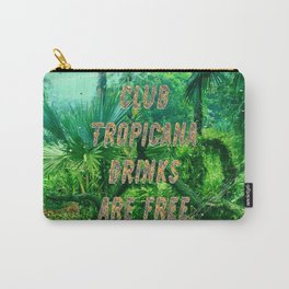 Club Tropicana #1 – A Hell Songbook Edition Carry-All Pouch