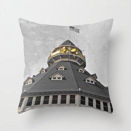 Coronado Tower Throw Pillow