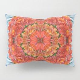 Mandala to Achieve Freedom Pillow Sham