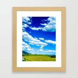 Idaho Framed Art Print