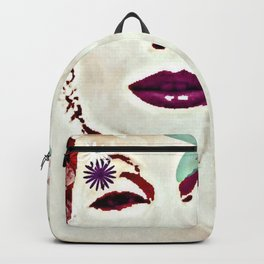 SHE COMES IN COLORS Backpack