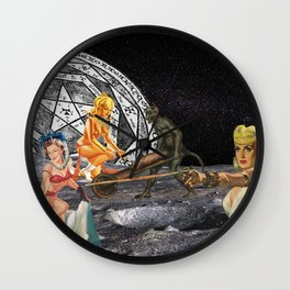 Pagan Circle Wall Clock