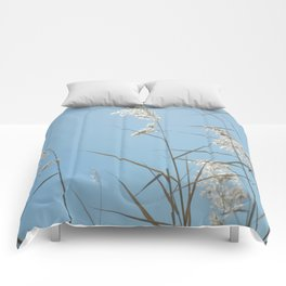 Swaying with the Tall Grass Comforters