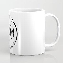 JDM Badge - built not bought Coffee Mug