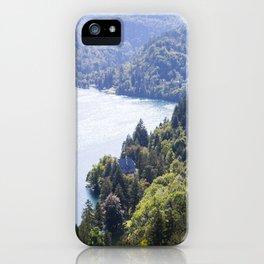 Slovenian Forrestation iPhone Case