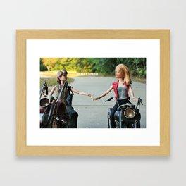 Dollyweed Framed Art Print