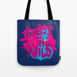 Lost in the Wild Tote Bag