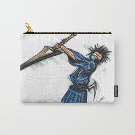 Magatsu, Samurai by Lebeau Carry-All Pouch