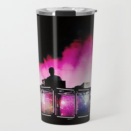 Flume Color Strip Travel Mug