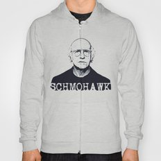 Schmohawk  |  Larry David   Hoody