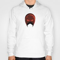daredevil Hoodies featuring The Cowl: Daredevil by AWOwens