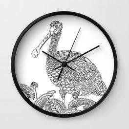 Duck Duck Duck Go Wall Clock