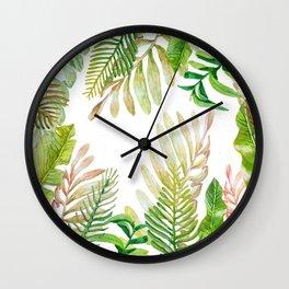 Circulation of nature Wall Clock