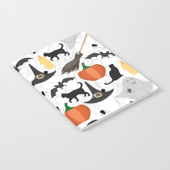 Halloween Notebook