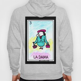 Loteria Ape #3: La Dama Hoody