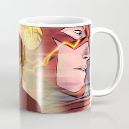 The Flash , fastest Man Alive Coffee Mug
