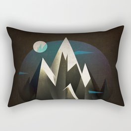 Where i belong Rectangular Pillow