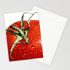 Elections or a fresh tomato salad... Stationery Cards