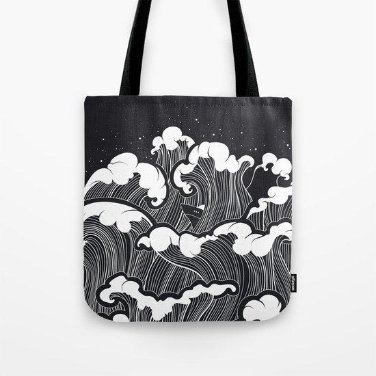 Storming Mind Tote Bag