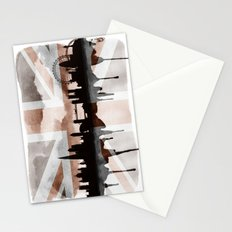 London Skyline 2 Tea Staines Stationery Cards