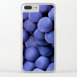 Last harvest Clear iPhone Case