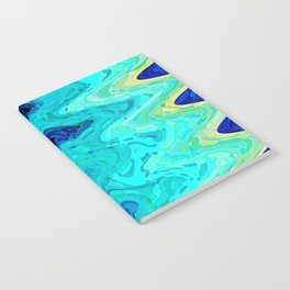 OCEAN MOOD Notebook