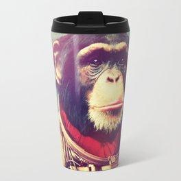 astro monkey Travel Mug